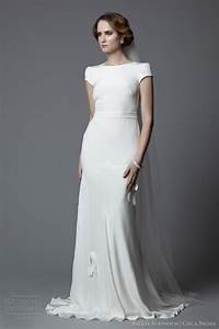 astral sundholm for circa brides 2014 wedding dresses With short sleeve wedding dress