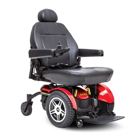 pride mobility jazzy elite hd power chair