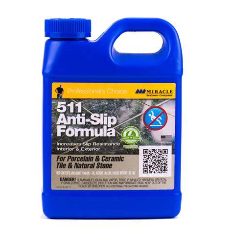 511 anti slip formula intaco