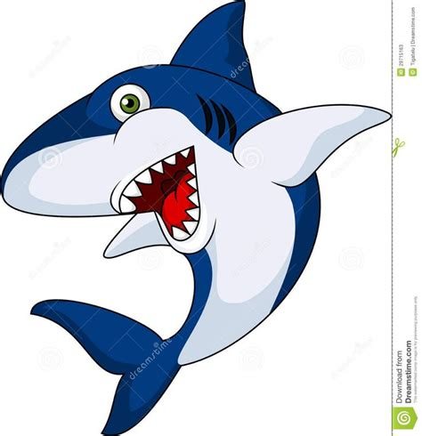 cartoon shark images cartoon sharks clipart shark