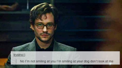 Hannibal Meme - mine hannibal will graham my hannibal gifs text post meme huuuuughdancy