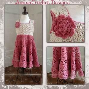 830 Best Images About Little Crochet Dresses On Pinterest