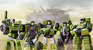 Constructicons by xjager513 on DeviantArt
