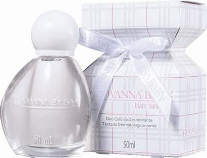 Giovanna Feminino Vanilla Perfume Blanc 50ml Deo
