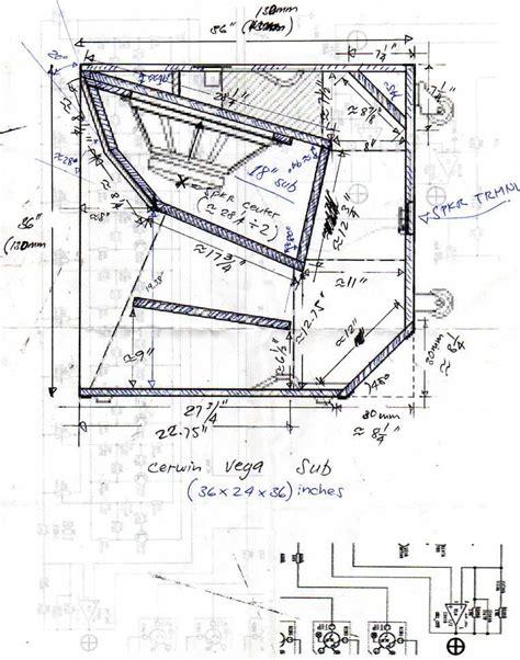 speaker cabinet plans    speaker box