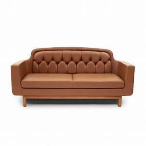 2 Sitzer Sofa Leder : normann copenhagen sofa onkel 2 sitzer leder online kaufen bei woonio ~ Bigdaddyawards.com Haus und Dekorationen