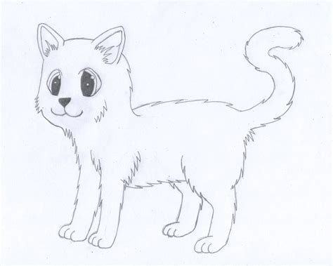 Cat Draw Side 2 By Ifritkajitora On Deviantart