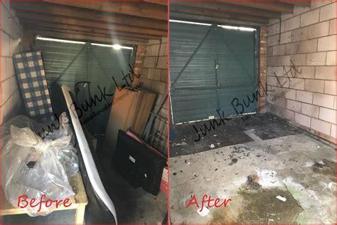 garage clearance abbey wood se london   junk removal