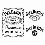 Jack Svg Daniels Cricut Silhouette Bundle Thank Coloring Zibbet Marketplace sketch template