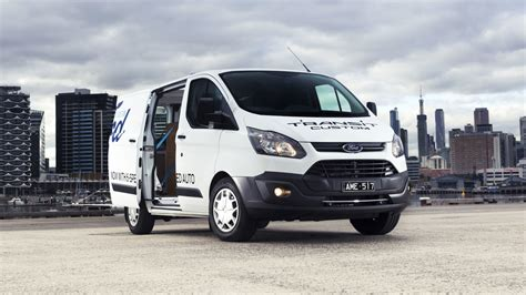 Ford Transit Custom Automatic Review Photos Caradvice