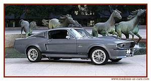 Ford Mustang Shelby Occasion : ford gt 500 annee 1967 eleanor ~ Gottalentnigeria.com Avis de Voitures