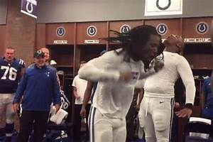 Colts' Sergio Brown Channels His Inner Ric Flair After ...