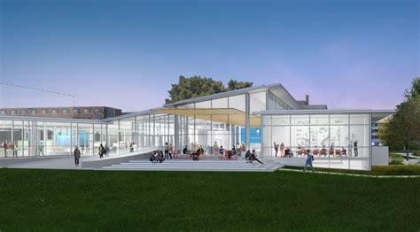 New Siebel Center For Design By Bohlin Cywinski Jackson