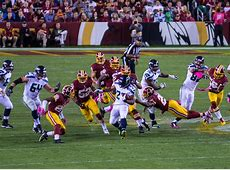 American Football Kicks Soccer to the Curb – All About America