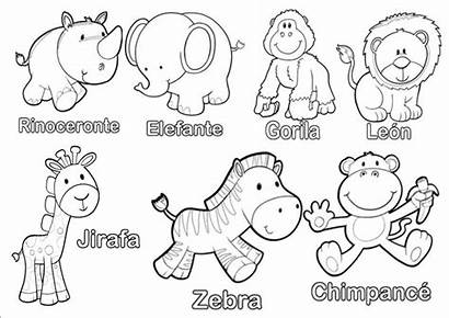 Coloring Shower Pages Printable Animal Elephant Boy