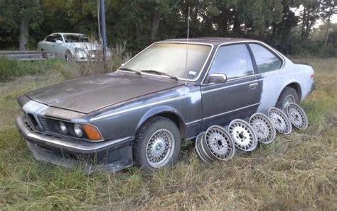 1981 Bmw 635csi Cheap Euro Model?