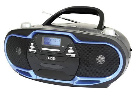 cd player mp3 naxa portable mp3 cd player am fm stereo radio usb input