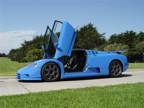 It successfully captured the lineage of bugatti and modernized it into a 210+ mph road going sports car. 1993 Bugatti EB 110 SS Review - Top Speed