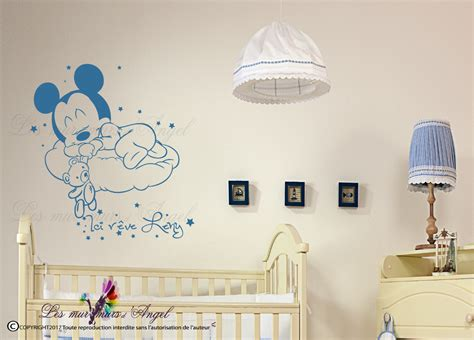 stickers chambre b b personnalis awesome stickers chambre bebe nuage ideas amazing house