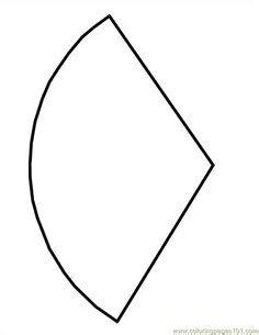 paper cone template printable paper cone template i needed this about a month ago paper
