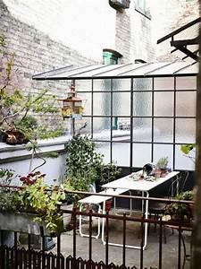 Table Terrasse Ikea : d co balcon et terrasse d 39 appartement en ville ~ Teatrodelosmanantiales.com Idées de Décoration
