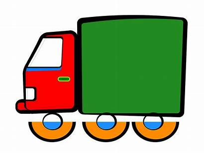 Truck Clipart Toy Clip Toys Cliparts Animated