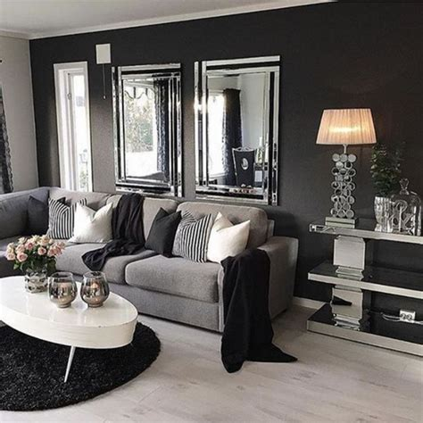 Available on desktop only, this program generates a 3d image of your room creations in under 5 minutes. 25 Elegant Gray Living Room Ideas For Your Amazing Home Inspiration - DECORATHING