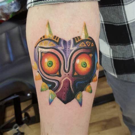 amazing legend  zelda tattoosgaming
