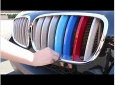 How to Choose and Install iJDMTOY BMW MSport Colors
