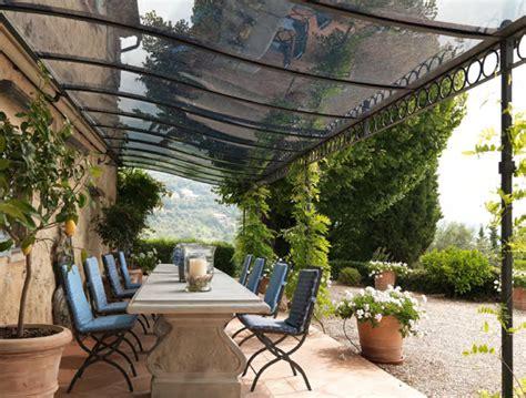 verande in ferro battuto tettoie in legno e ferro verande a vetri a scomparsa in