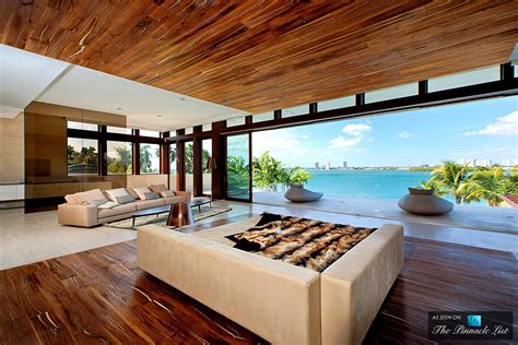most luxurious home interiors the most expensive home sold on record in miami dade florida 3 indian creek island estate