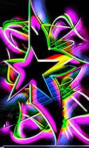 neon star by dhesdinova on DeviantArt