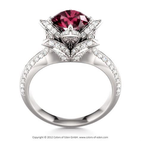 lotus engagement ring engagement ring engagement rings