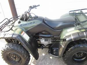2001 Honda Rancher