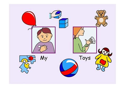 Bsl Toys & Numbers Interactive Powerpoint Show