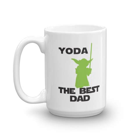 We researched the best options for a variety of different needs and tastes. Yoda The Best Dad Ever Coffee Mug