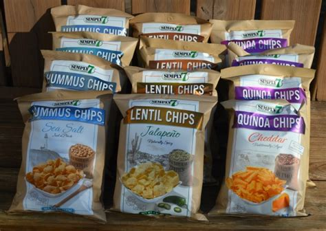 gluten chips snacks simply giveaway
