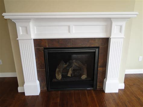 fireplace fronts custom homes  tompkins construction