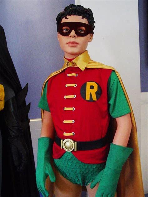 robins vest tunic fathers   dark knight