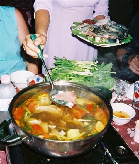 recette cuisine vietnamienne la fondue vietnamienne gourmandises cuisine et voyage