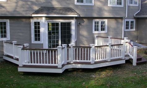 wood deck painting ideas deck railing ideas colors house