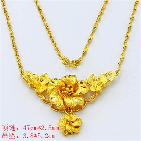 new arrival fashion 24k gp gold plated mens new arrival fashion 24k gp gold plated necklace mens