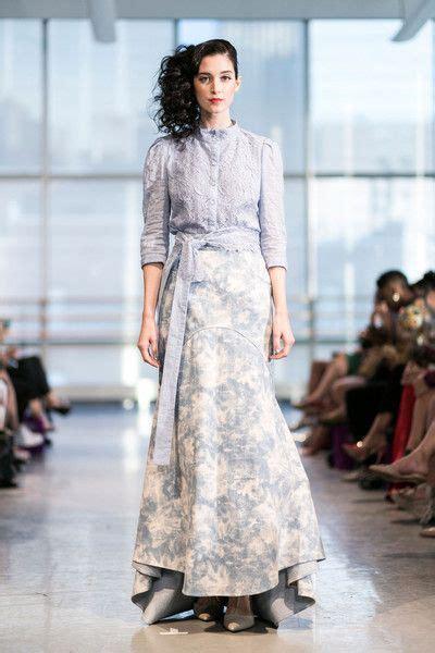 New York Fashion Week Spring 2015: Yuna Yang Fashion