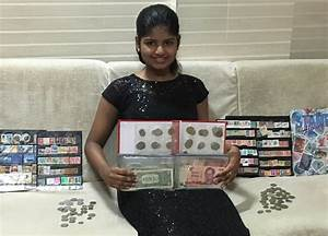 Linet's Collection Of Coins Is Priceless