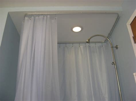 ceiling curtain track home depot ceiling mounted curtain track system home depot canada