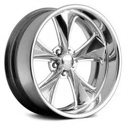 "Foose Wheels NITROUS 2PC CAST Brushed (18"" x 12"", -76 to +51 Offsets, 5x120.65 Bolt Pattern, 90mm Hub)"