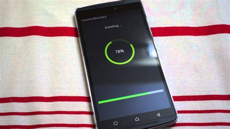 Click on detection script file. Lenovo K4 Note - System update time - YouTube