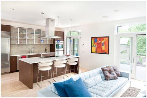 kitchen and living room color ideas 9 načina da pametno spojite kuhinju i dnevnu sobu 9042