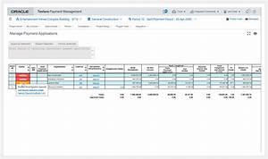 Oracle Textura Payment Management Cloud Service