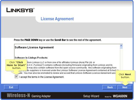 Linksys Official Support Connecting A Wga600n To A Linksys Official Support Advanced Installation Guide For